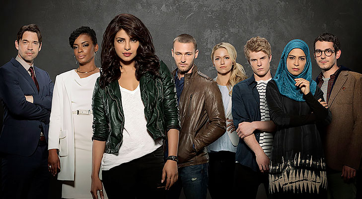quantico cast @TheRoyaleIndia