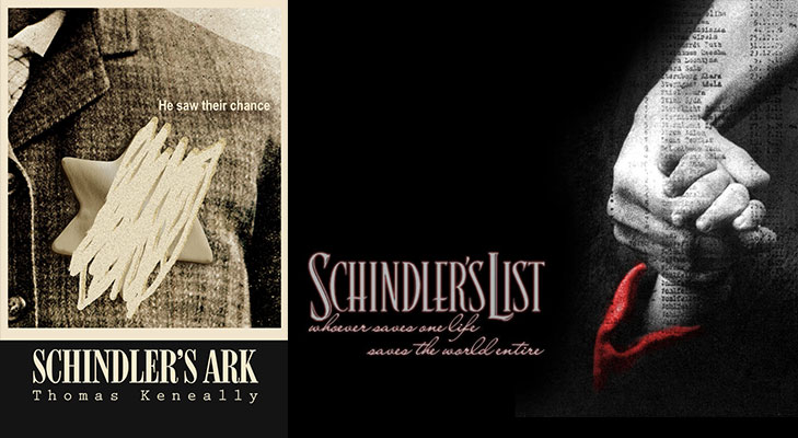 Schindlers List Book @TheRoyaleIndia