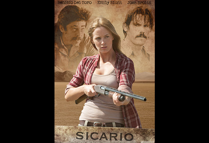 Sicario Movie @TheRoyaleIndia