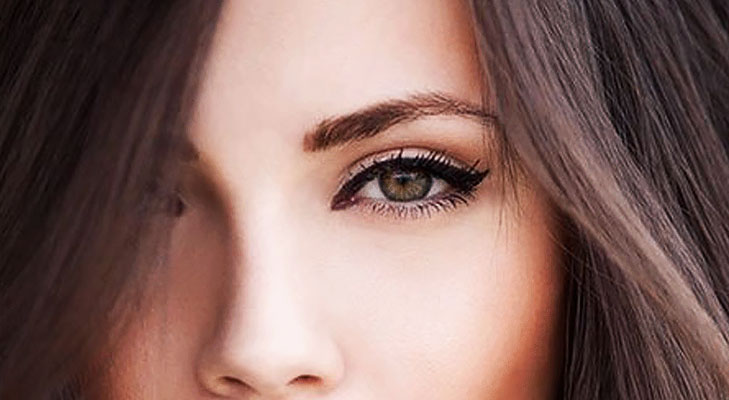 simple liner eyes @TheRoyaleIndia