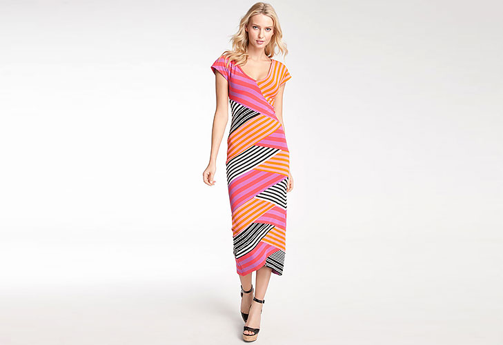 Striped Dresses @TheRoyaleIndia