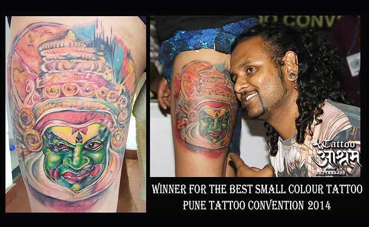 Tattoo Ashram vashi @TheRoyaleIndia