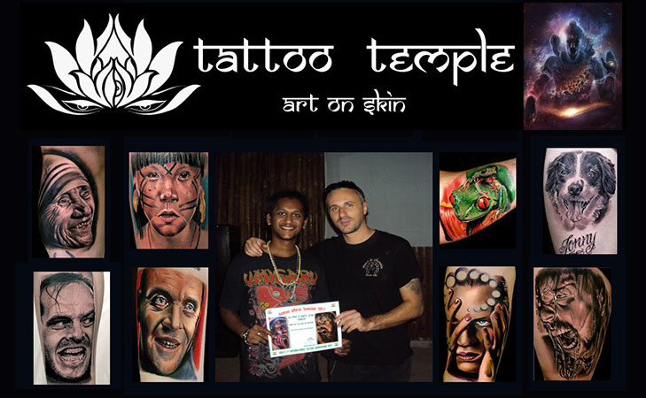 Tattoo Temple vashi @TheRoyaleIndia