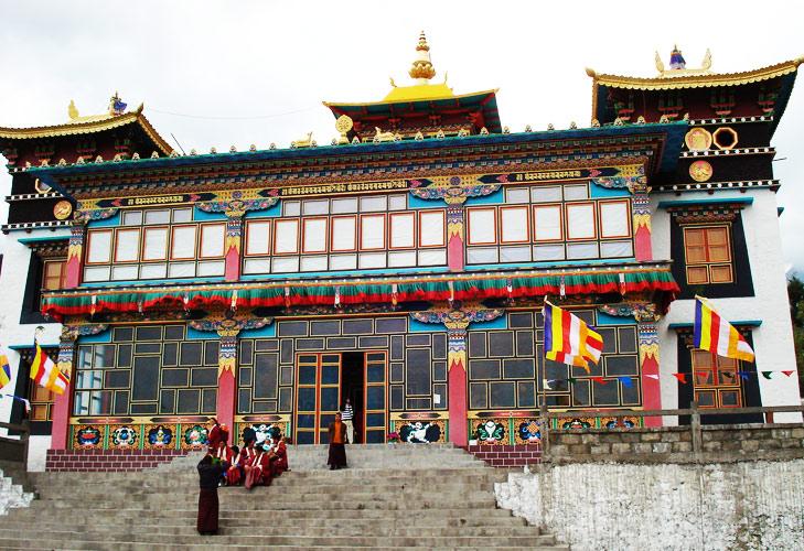 Tawang Monastery @TheRoyaleIndia