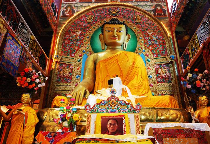 Tawang Monastery Arunachal Pradesh @TheRoyaleIndia