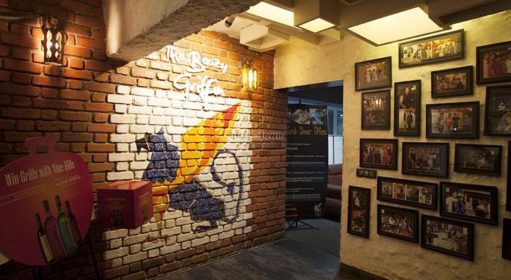 The Boozy Griffin Bangalore @TheRoyaleIndia
