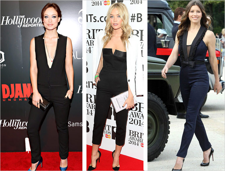 5 trendy Jumpsuits to fit your body type @TheRoyaleIndia