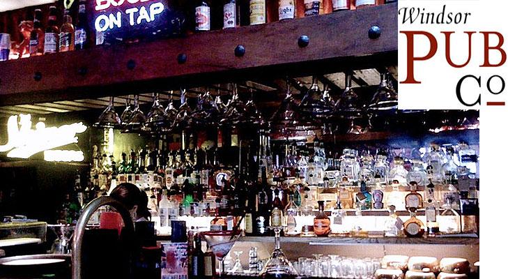 Windsor Pub Bangalore @TheRoyaleIndia