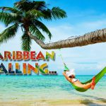 Caressing Nature at the Caribbean Islands