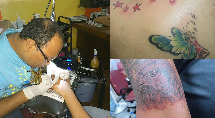 big guys tattoo studio mumbai @TheRoyaleIndia