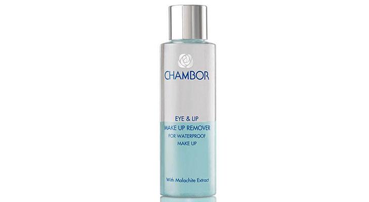 chambor eye & lip waterproof makeup remover @TheRoyaleIndia