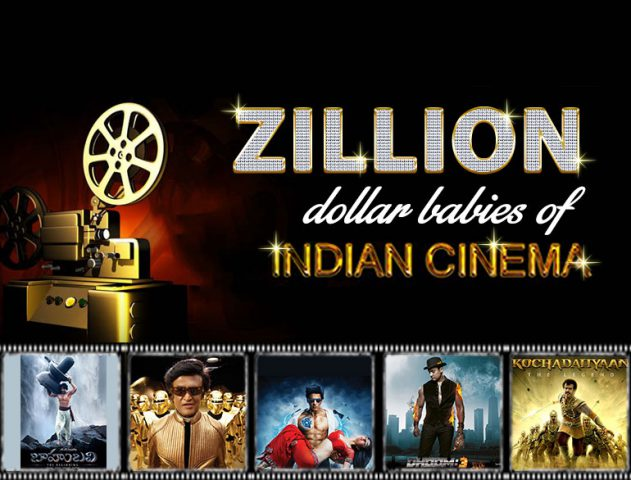 Expensive Indian Movies @TheRoyaleIndia