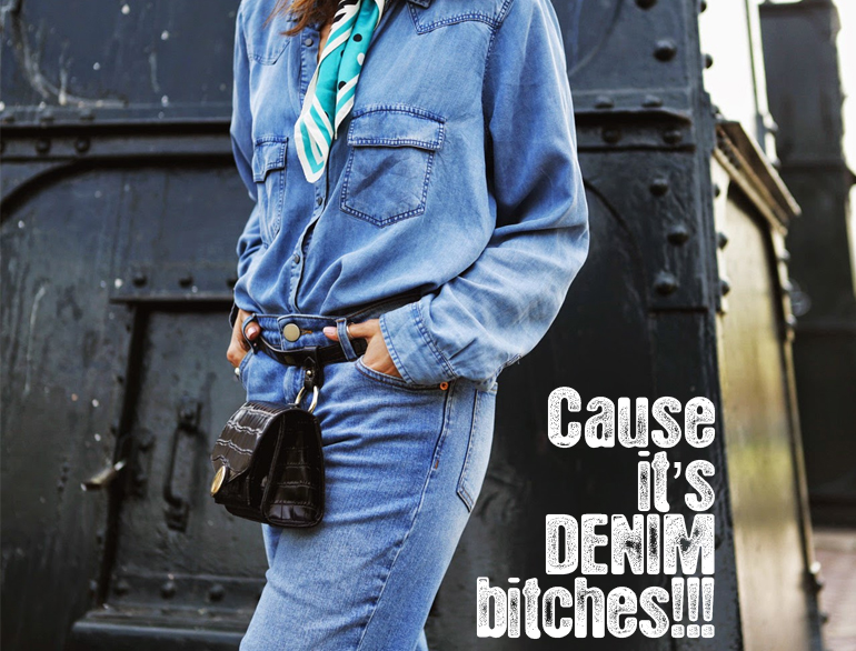 Denim Fashion Women @TheRoyaleIndia
