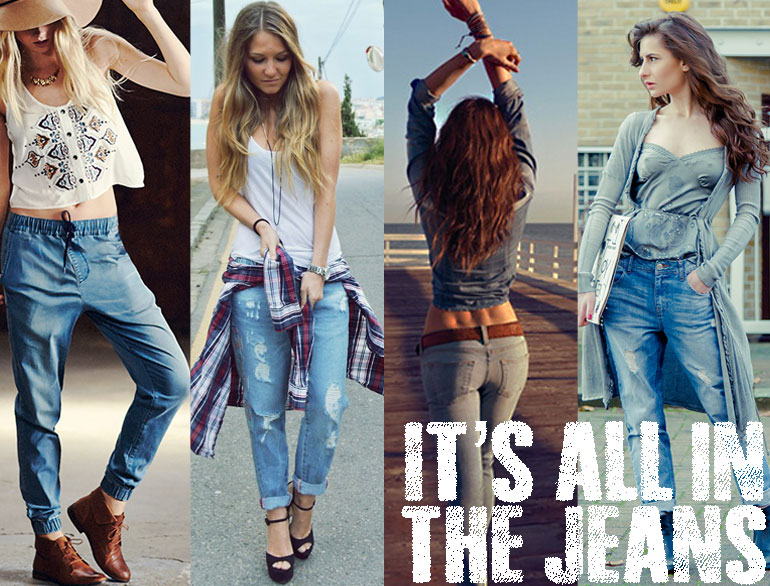 Different Types Of Jeans @TheRoyaleIndia