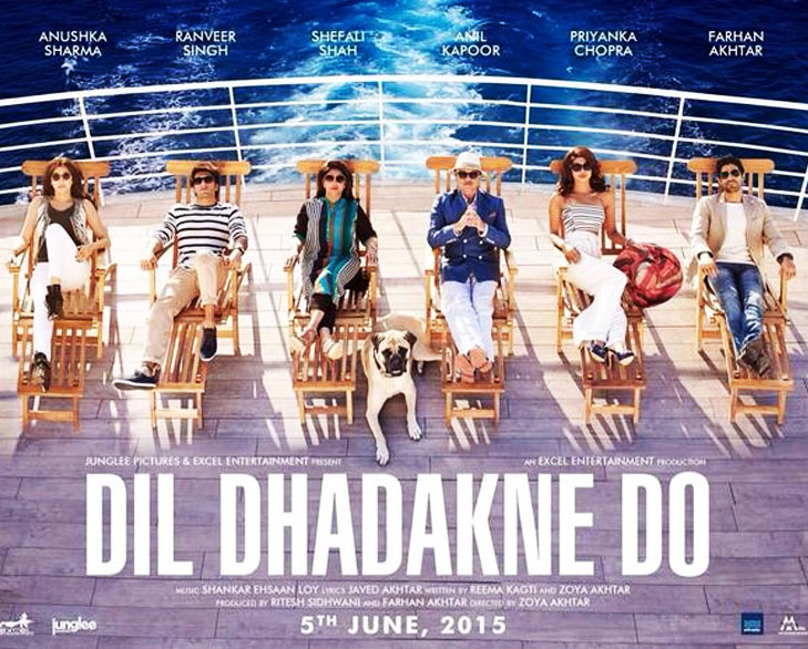 DIL DHADAKNE DO @TheRoyaleIndia