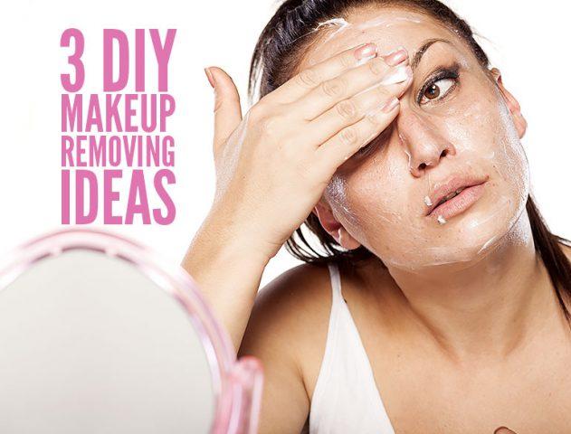 diy makeup remover @TheRoyaleIndia