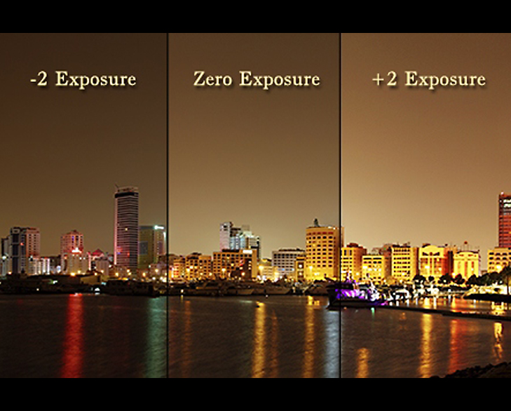 effect of exposure @TheRoyaleIndia