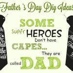 3 Amazing DIYs that will make for Perfect Father's Day Gifts!
