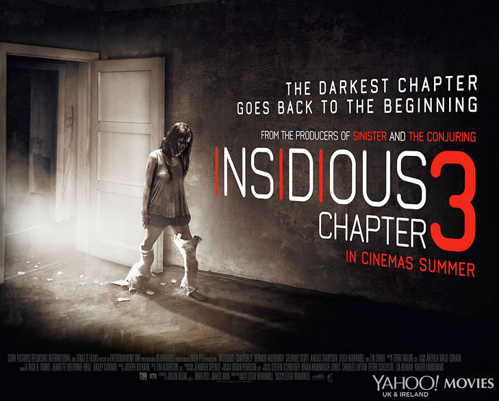 insidious chapter 3 @TheRoyaleIndia