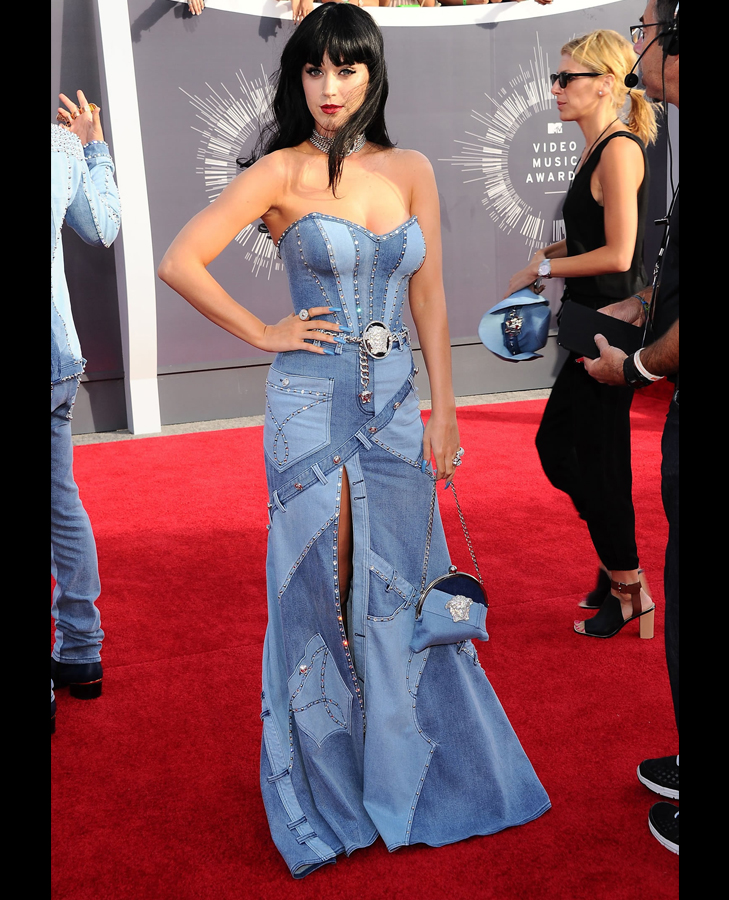 Katty Perry VMA 2014 @TheRoyaleIndia