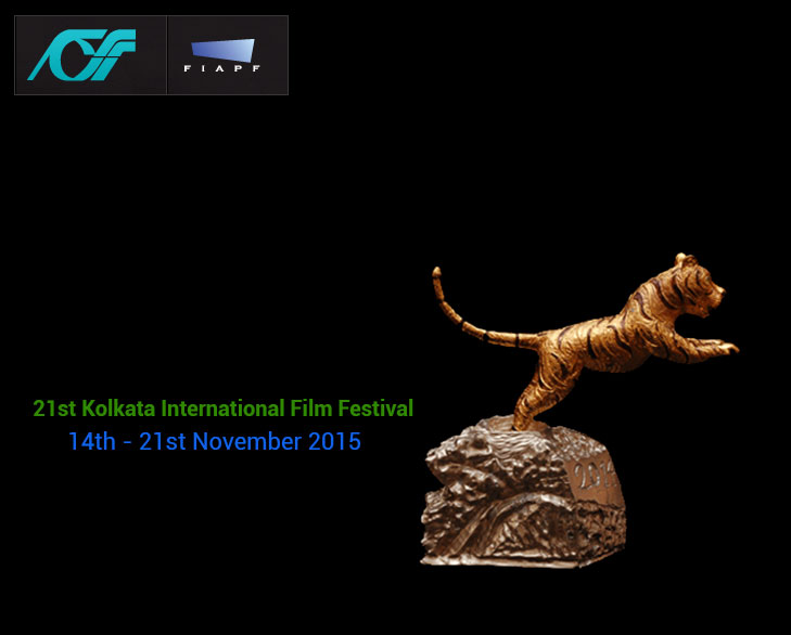 kolkata international film festival @TheRoyaleIndia