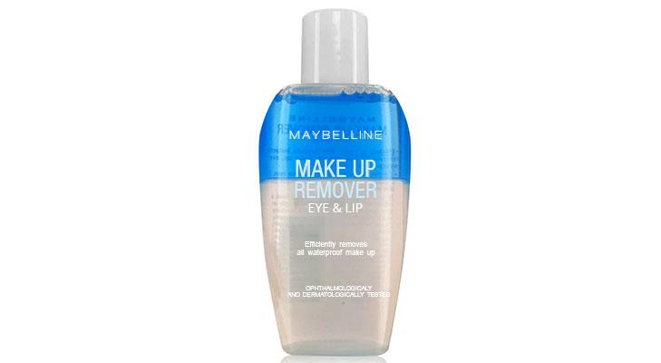 maybelline eye & lip makeup remover @TheRoyaleIndia