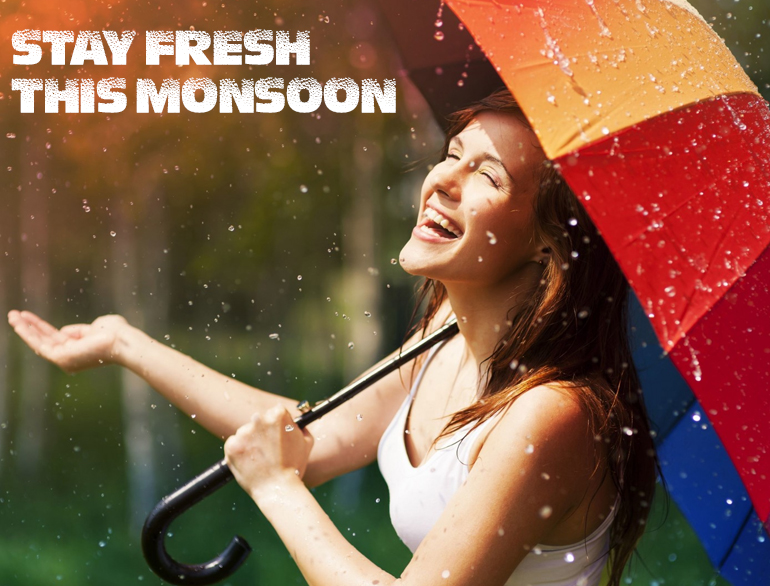 Monsoon Face packs @TheRoyaleIndia