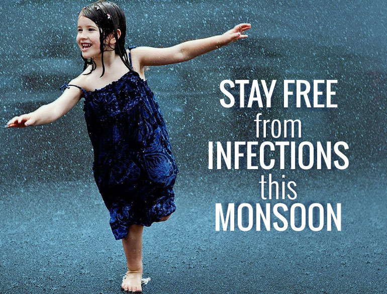 Skin Care During Monsoon @TheRoyaleIndia