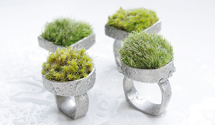 moss ring @TheRoyaleIndia