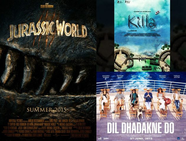 Movies in the month of June 2015 @TheRoyaleIndia
