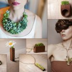 Go Green with these 12 Plant Jewellery Designs!!!