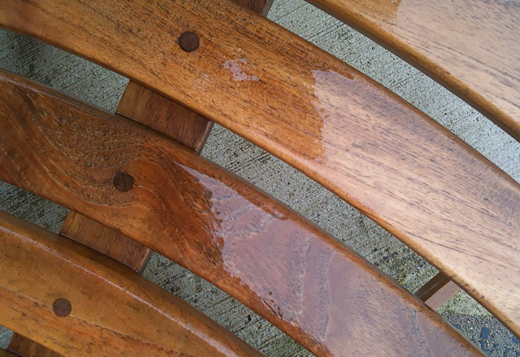 protecting wooden furniture from moisture during monsoon @TheRoyaleIndia