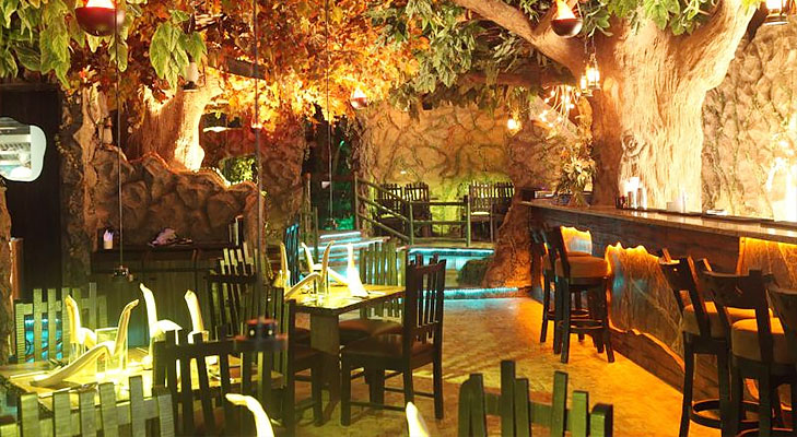 Rainforest Restaurant @TheRoyaleIndia
