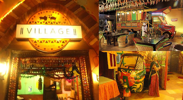 the village restaurant mumbai @TheRoyaleIndia
