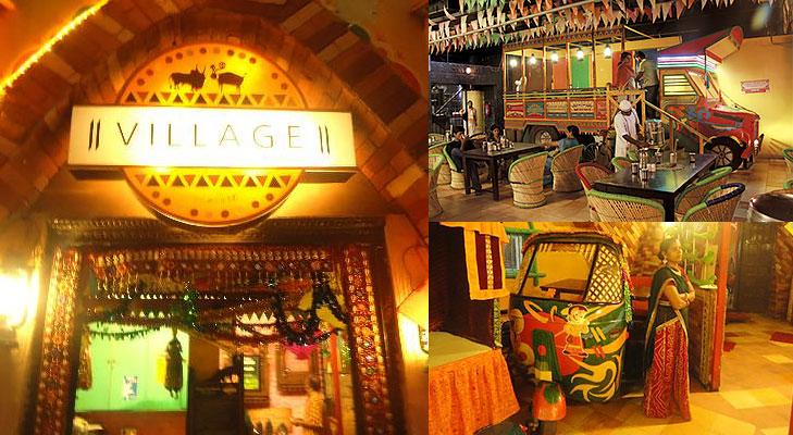 Theme Restaurants In Mumbai The Royale