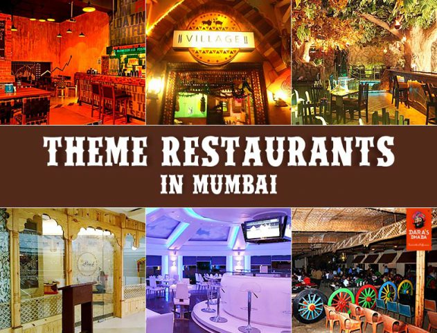 Theme Restaurants in Mumbai @TheRoyaleIndia