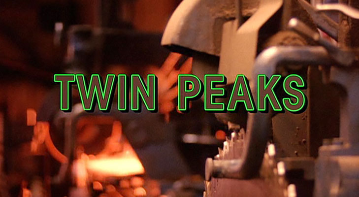 Twin Peaks TV Show @TheRoyaleIndia