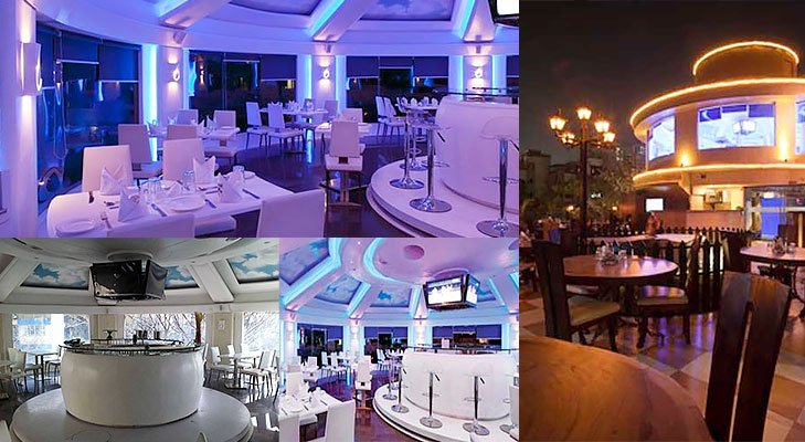 ufo revolving restaurant kandivali @TheRoyaleIndia