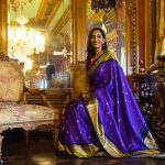 #100sareepact – Revive your love for sarees and share your saree story