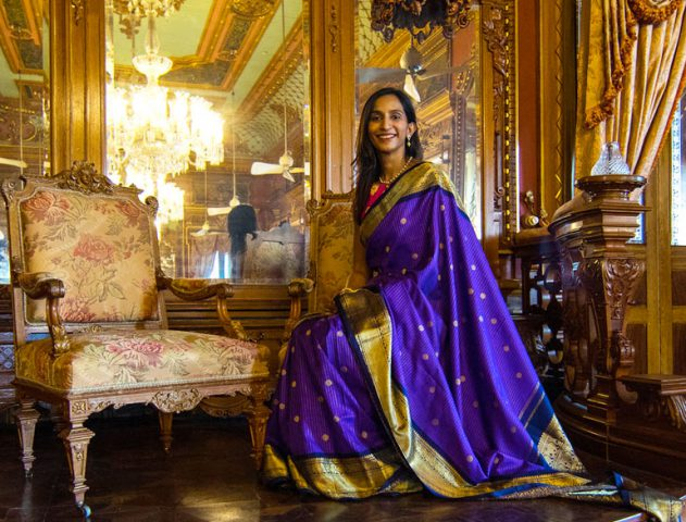 what is 100sareepact @TheRoyaleIndia