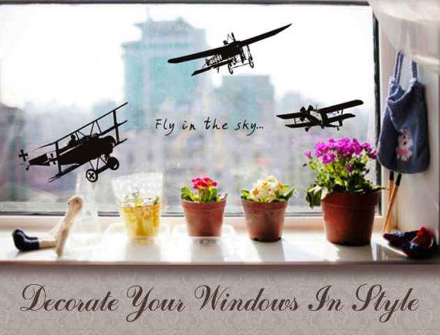 Window Decorating Ideas @TheRoyaleIndia