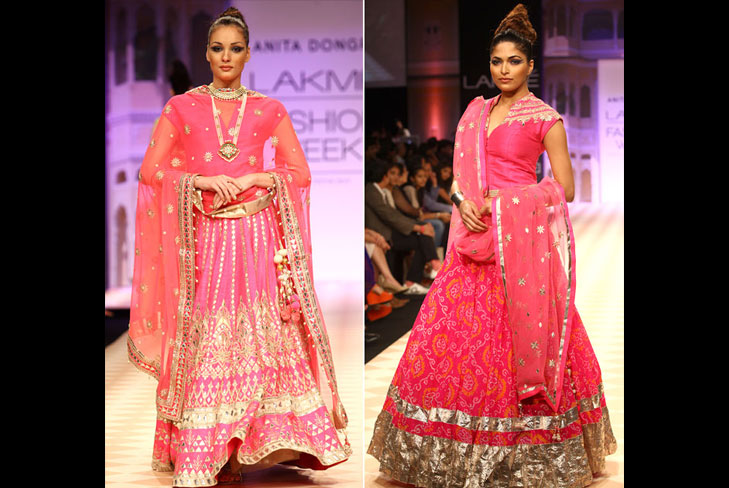 anita dongre collection @TheRoyaleIndia