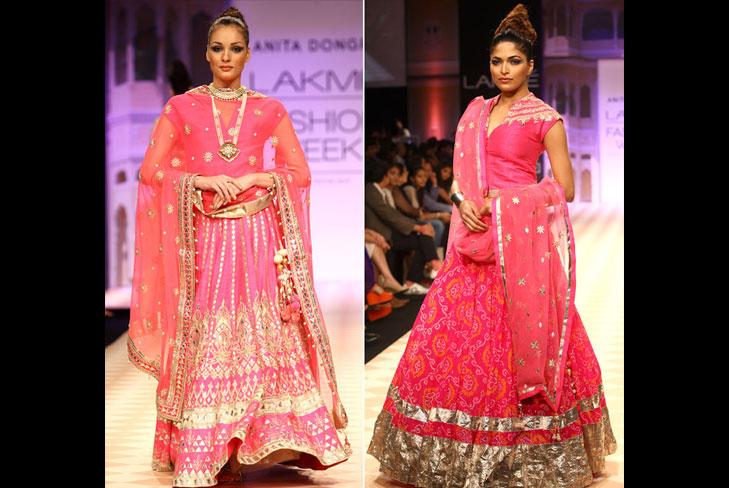 anita dongre collection @TheRoyaleIndia