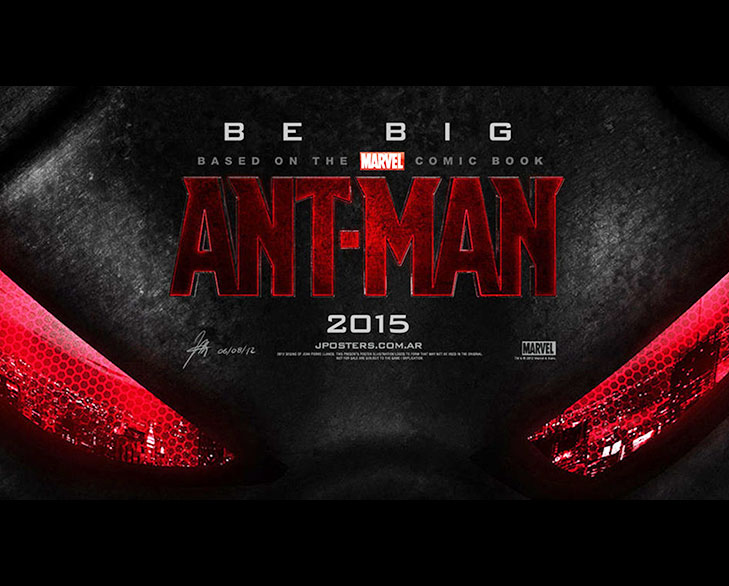 ant man 2015 @TheRoyaleIndia