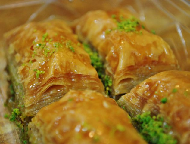 Baklawa Recipe Easy @TheRoyaleIndia