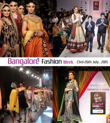 5 Designers To Watch Out For At The Bangalore Fashion Week 2015