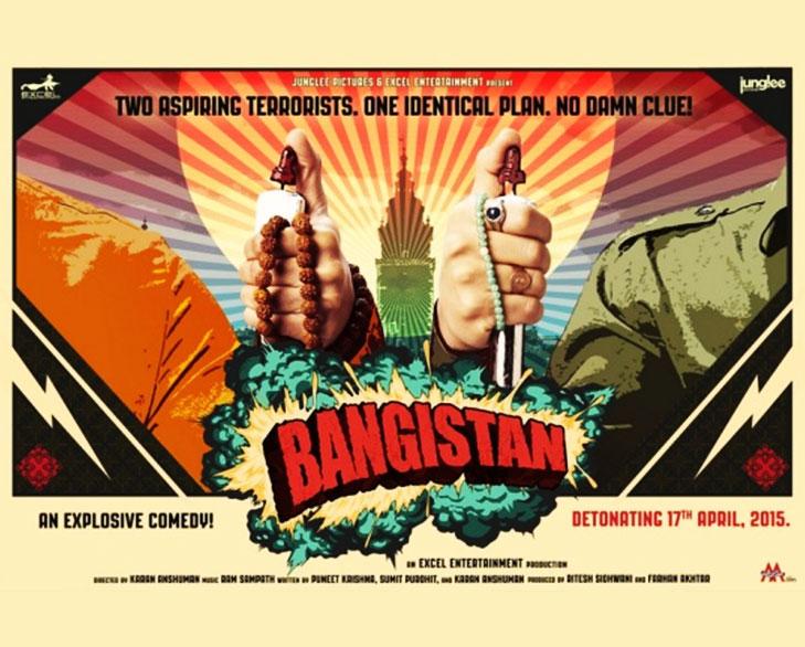 bangistan movie @TheRoyaleIndia