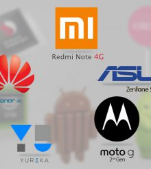 Top 5 Android Phones Below 10000 in India