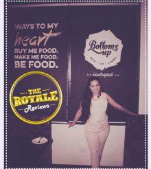 Bottom's Up : A Gastro Pub in Delhi – Food Review