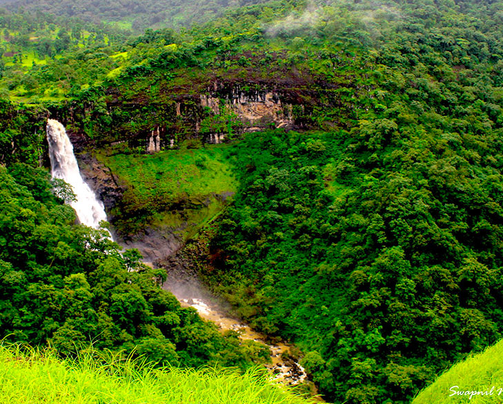 dugarwadi waterfall @TheRoyaleIndia